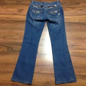 Miss Me Jeans Size 26Flap Pockets
